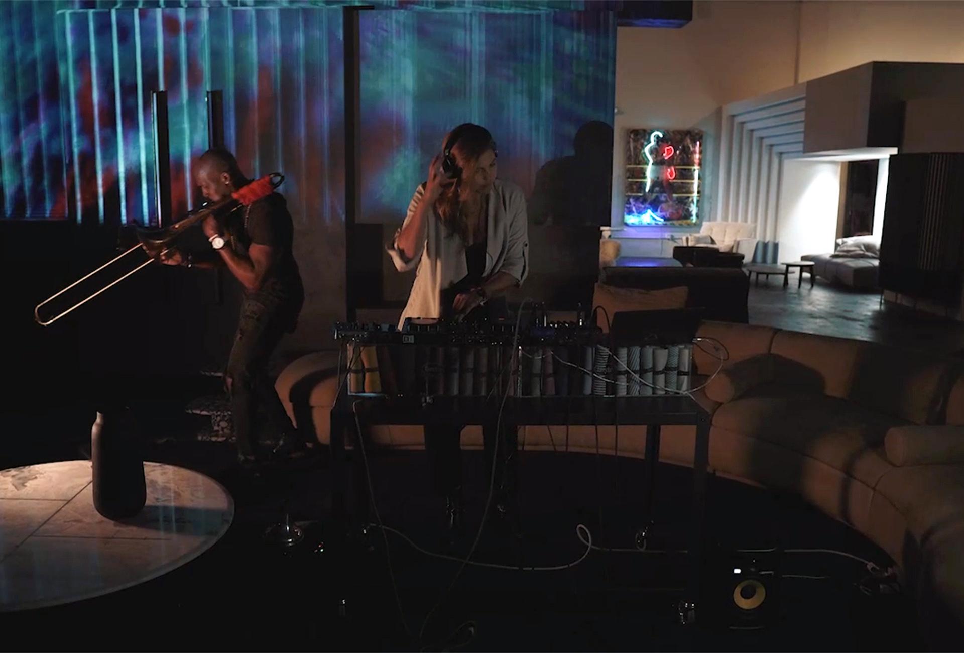 IG LIVE Baxter Miami + DJ Bea Pernia